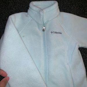 Columbia girls sweater